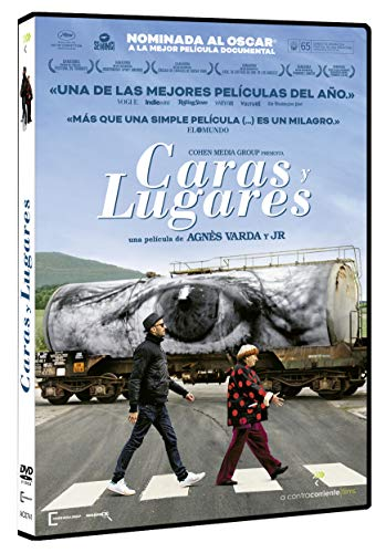 Caras y lugares (Documental) [DVD]