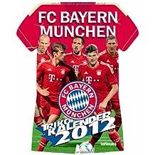 FC Bayern München Trikotkalender 2012