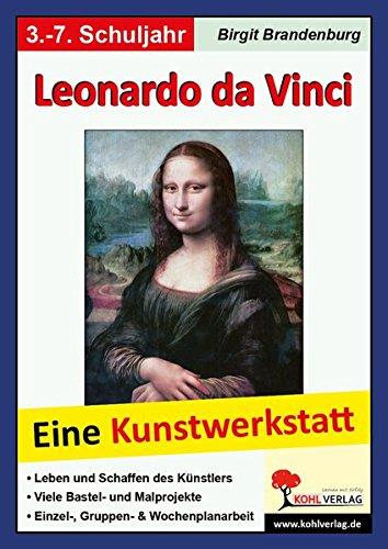 Leonardo da Vinci: Eine Kunstwerkstatt für 8- bis 12-Jährige -