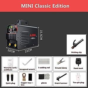 Inverter E-Hand – Soldador de electrodos MMA IGBT, electrodos ARC,