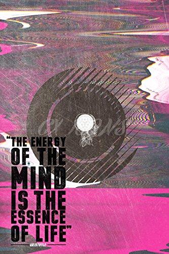 Aristoteles Zitat Kunstdruck Foto Poster–30,5x 20,3cm (A4)