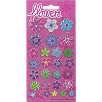 Paper Projects Pretty Flowers Sparkle Stickers
