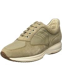 Amazon.it  sneakers zeppa - Geox   Scarpe  Scarpe e borse a3625f99cb3