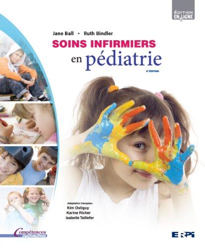 Soins infirmiers en pédiatrie 2e éditi...