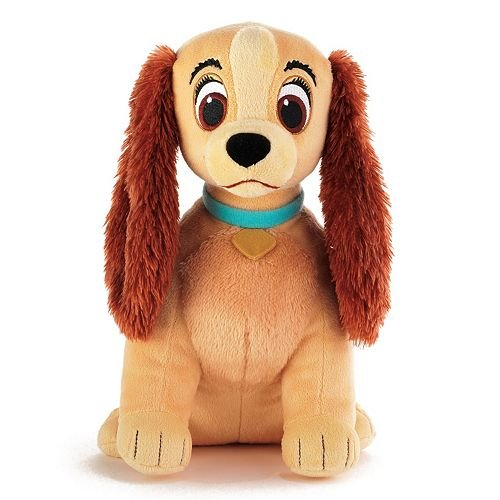 lady-plush-from-disney-movies-lady-and-the-tramp-12-h-by-kohls