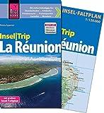 Reise Know-How InselTrip La Réunion: Reiseführer mit Insel-Faltplan und kostenloser Web-App - Petra Sparrer