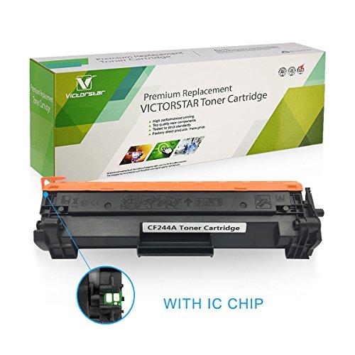 Cartucho Tóner Compatible CF244A 44A Negro Chip GREENPRINT