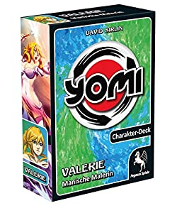 Pegasus Juegos 17435g-Yomi einzeldeck Valerie