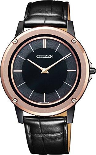 Citizen Eco Drive One Solar spessore 2.98mm Thin fotovoltaico orologio da uomo AR5025–08E