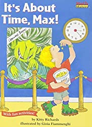 It's about Time, Max with CD (Math Matters (Live Oaks Media)) by Kitty Richards (2008-04-30)