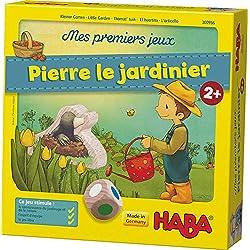 HABA - Mes premiers jeux - Pierre le jardinier, 300956