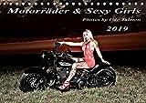 Motorräder und Sexy Girls 2019 (Tischkalender 2019 DIN A5 quer): Stilvoll gestaltete Bilder mit schweren Maschinen und heiße Girls (Monatskalender, 14 Seiten ) (CALVENDO Menschen)
