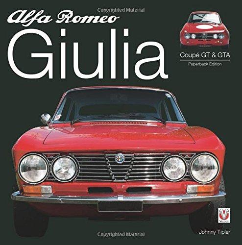 Alfa Romeo Giulia GT & GTA par Johnny Tipler