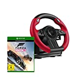 Speedlink SL-250500-BK Trailblazer Racing Wheel Gaming Lenkrad für Xbox One + Forza Horizon 3 - Standard Edition