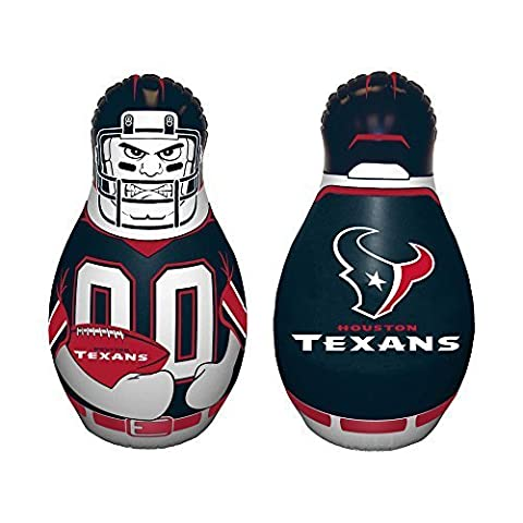 Fremont Die Sports Team Logo Houston Texans Mini Tackle Buddy by Fremont Die