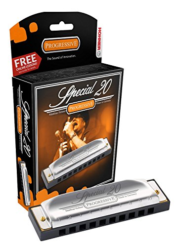 Hohner Harmonica Marine Band Special 20 Eb (Band Marine 20, Special)