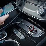 Anker PowerDrive 2 Auto Ladegerät 24W / 4.8A 2-Port USB Kfz Ladegerät für iPhone 6 / 6 Plus, iPad Air 2 / mini 3, Galaxy S6 / S6 Edge und weitere (Schwarz) Bild 8