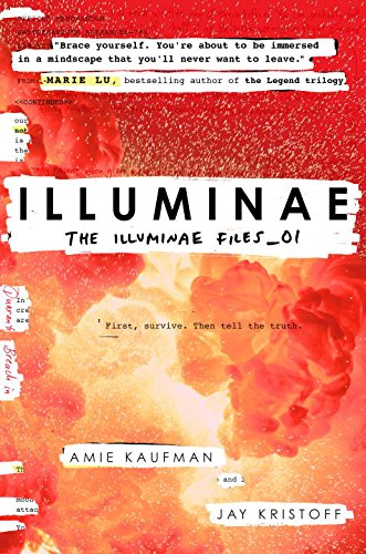 Price comparison product image Illuminae (Illuminae Files)