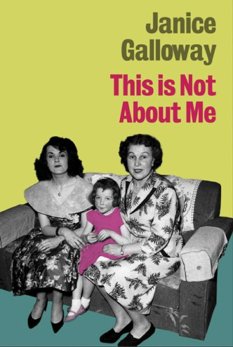 Book cover for This Is Not About Me