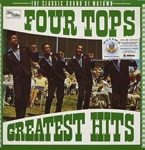 FOUR TOPS - GREATEST HITS - TAMLA MOTOWN