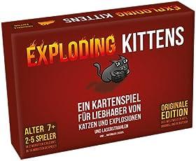 Asmodee ASMD0007 Exploding Kittens