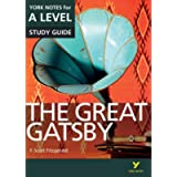 The Great Gatsby: York Notes for A-level: everything you need to catch up, study and prepare for 2021 assessments and…