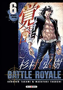 Battle Royale Ultimate edition Tome 6