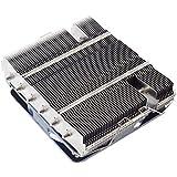 SilverStone SST-NT06-PRO - Nitrogon CPU-Kühler mit 6 Wärmerohren und 120 mm-PWM-Lüfter für Intel/AMD-Sockel