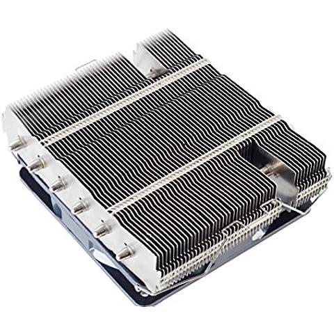 SilverStone NT06-PRO Dissipatore CPU Nitrogon 06, Nero