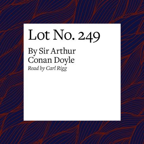 Lot No. 249  Audiolibri