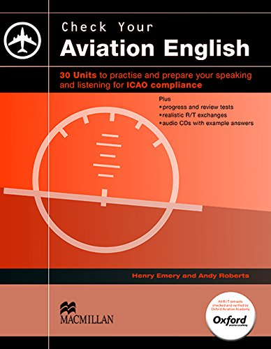 CHECK YOUR AVIATION ENGLISH Sb Pk por H. Emery