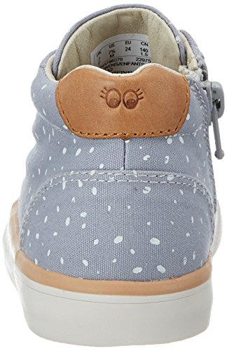 Clarks Comic Whiz, Derby Fille Gris (Grey)