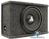 Best Haut-parleurs JL Audio Audio - JL Audio cs110-wxv2Boîtier scellé avec une 25,4cm wxv2Caisson Review