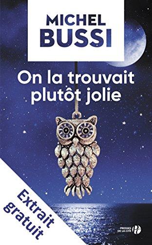 Couverture du livre On la trouvait plutôt jolie - Extrait gratuit (Kobo/Fnac)
