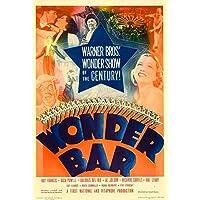 Wonder Bar Movie Poster Masterprint (60.96 x 91.44 cm)