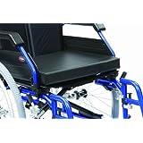 Drive Medical CU011 - Silla de ruedas (asiento de vinilo de 5 x 20 cm)