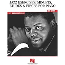 Jazz Exercises, Minuets, Etudes & Pieces For Piano