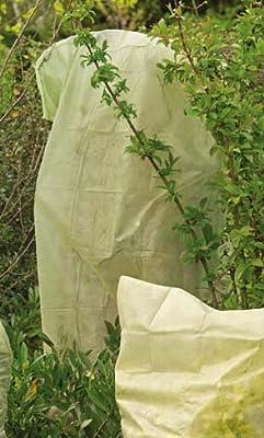 2 X Large Gardman Garden Fleece Plant Warming Jackets..