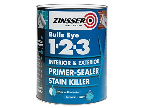 Zinsser Bulls Eye 1 2 3 - 1 Liter