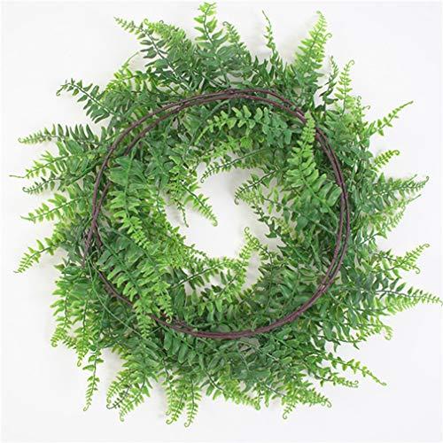 att Reben Pflanzen Hängen Gefälschte Pflanzen für Hochzeit Hintergrund Bogen Party Büro Decor ()