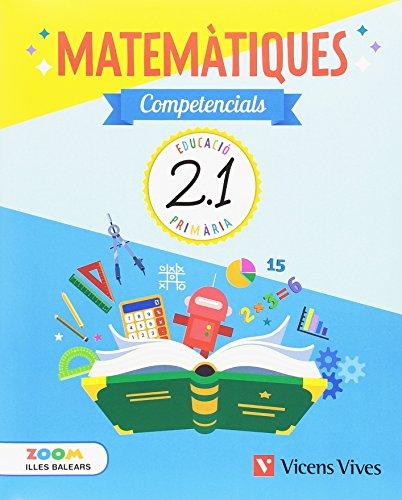 MATEMATIQUES COMPETENCIALS 2 BAL TRIM (ZOOM)