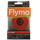 FLYMO original Sans fil Mini Trim 200 250 300 Débroussailleuse Bobine & Ligne...