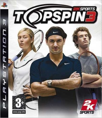 Top Spin 3 [Spanisch Import] (Top Spin 3)