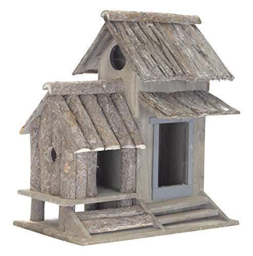 DARO DEKO Holz Futter-Haus