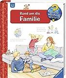 Unbekannt Ravensburger Kinderbuch 4-7 Jahre - Rund um die Familie/Wieso? Weshalb? Warum?/Sachbuch