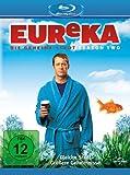 EUReKA - Die geheime Stadt, Season 2 [Blu-ray]
