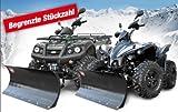 TGB Blade 550 4x4 IRS LOF Winter Edition mit Schneeschild, Farben:Schwarz