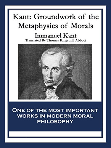 Kant: Groundwork of the Metaphysics of Morals por Immanuel Kant