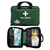 California-Basics-115-Piece-Professional-First-Aid-Kit-Includes-Cold-Pack-Emergency-Foil-Blanket-for-Home-Office-Vehicle-Workplace-Travel-and-Child-Care