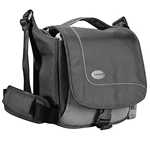 Baxxtar SportsBag noir sac appareil photo Bridge / Camcorder et Micro SLR / Caméra SLR